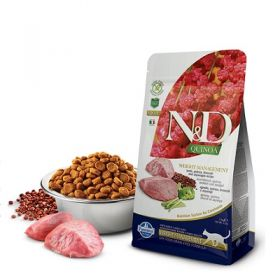 Farmina N&D Quinoa Weight Management Lamb Grain Free 1,5 Kg
