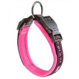 Ferplast Collare per Cani Sport Dog Rosa 55-65 cm