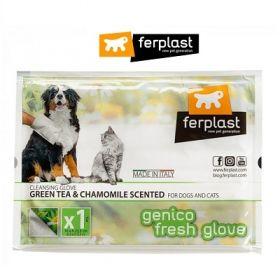 Ferplast Genico Fresh Glove Panno per Cane e Gatto
