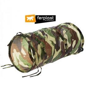 Ferplast Military Tunnel - Gioco per Gatti