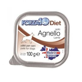 Forza 10 Cane Solo Diet Agnello 100 Gr