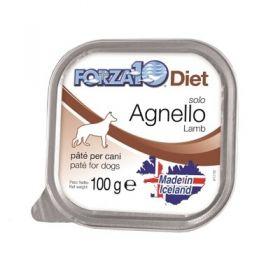Forza 10 Cane Solo Diet Agnello 300 Gr