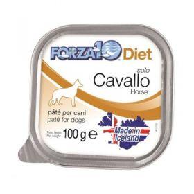 Forza 10 Cane Solo Diet Cavallo 100 Gr