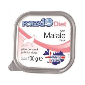 Forza 10 Cane Diet Solo Maiale 100 Gr