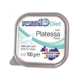Forza 10 Cane Solo Diet Platessa 300 Gr