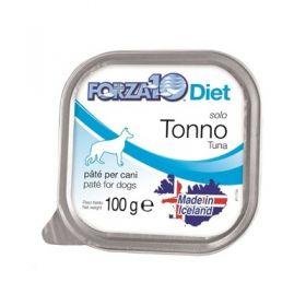 Forza 10 Cane Solo Diet Tonno 100 Gr