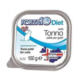 Forza 10 Gatto Solo Diet Tonno 100 Gr