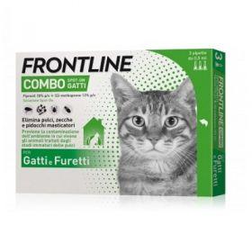 Frontline Combo Gatto 3 pipette