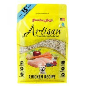 Grandma Lucy's Artisan al Pollo cibo secco per Cane 1.45 Kg.