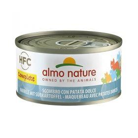 HFC Almo Nature Gatto Complete Sgombro e Patate 70 gr.