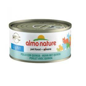 HFC Almo Nature Gatto Light Pollo e Quinoa 70 gr