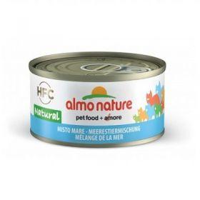 HFC Almo Nature Gatto Natural Misto Mare 70 gr.