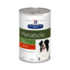 Hill's Prescription Diet Metabolic Cane da 370gr