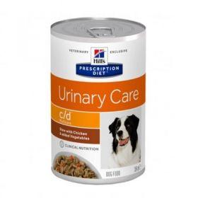 Hill's Prescription Diet c/d Canine Multicare Spezzatino con Pollo e verdure 354 gr