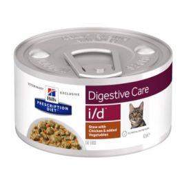 Hill's Prescription Diet Gatto i/d Spezzatino con Pollo e Verdure 82 gr.