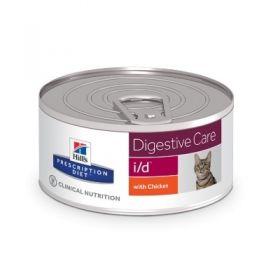 Hill's Prescription Diet i/d Gatto Digestive Care 82 gr.