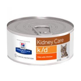 Hill's Prescription Diet k/d Feline Kidney Care Pollo 156 gr.