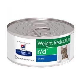 Hill's Prescription Diet r/d Gatto Weight Reduction 156 gr