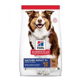 Hill's Science Plan Cane Adult Mature 7+ Medium Pollo 2,5 Kg
