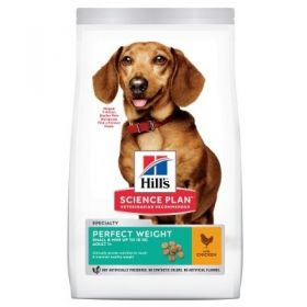 Hill's Science Plan Cane Adult Perfect Weight Small e Mini Pollo 1,5 Kg