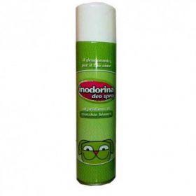 Inodorina Deodorante  Deo Spray Al Muschio Bianco ml.300