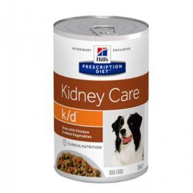 Hill's Prescription Diet K/d Canine Multicare Spezzatino con Pollo e verdure 354 gr