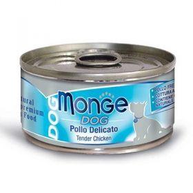 Monge Dog Pollo Delicato 95 gr.