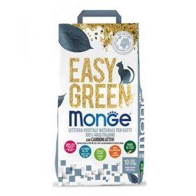 Monge Lettiera per Gatti Easy Green 100% Mais 10 Litri
