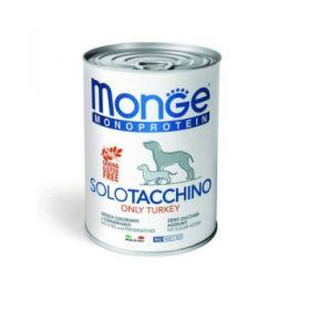 Monge Monoproteico Solo Tacchino gr.400