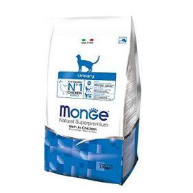 Monge Natural Superpremium Gatto Urinary Pollo 400 Gr