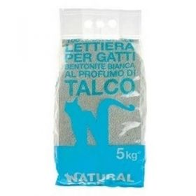 Natural Code Lettiera Bentonite Talco Sabbie per Gatto