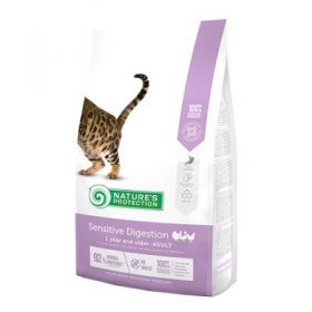 Nature's Protection Gatto Sensitive digestion 7 kg