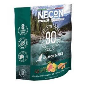 Necon natural wellness gatto adult salmone e riso 400 gr