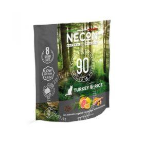 Necon natural wellness gatto adult tacchino e riso 400 gr