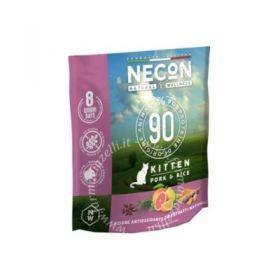 Necon natural wellness Kitten maiale e riso 400 gr
