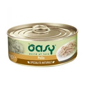 Oasy Cat Adult Specialità Naturali Gatto Pollo da 70 gr