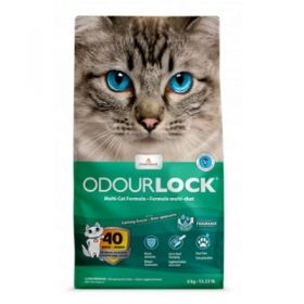 Odourloock Lettiera per Gatto Calming Breeze 6 Kg.