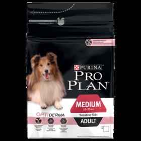 Purina Pro Plan Medium Adult Optiderma kg.3