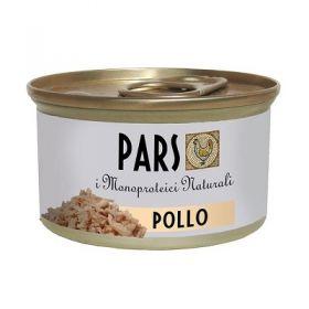 Pars I Monoproteici Naturali con Pollo 70 Gr.