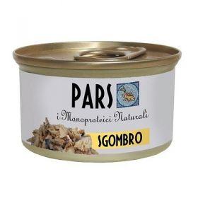 Pars I Monoproteici Naturali con Sgombro 70 Gr.