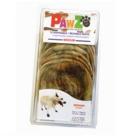 Pawz Dog Scarpette per Cani Taglia XXS Camouflage