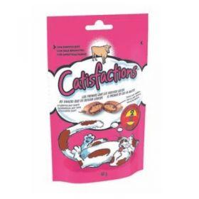 Pedigree Catisfaction al Manzo 60 Gr. - Snack per Gatti