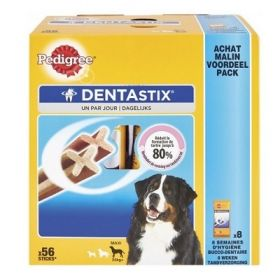 Pedigree Dentastix Daily Oral Care Large per Cani da 56 pezzi