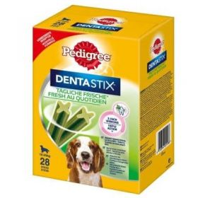 Pedigree Dentastix Fresh Medium per Cani - confezione 28 Pezzi da 180 Gr.