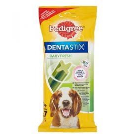 Pedigree Dentastix Fresh medium per Cani - confezione singola 7 Pezzi da 180 Gr.