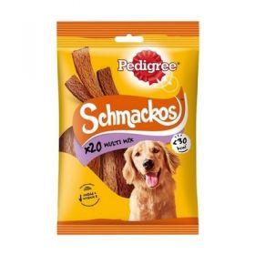 Pedigree Pedig schmackos multi Mix 20 pezzi da 144 gr.