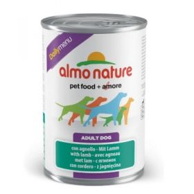 PFC Almo Nature Adult Cane Daily Menù Agnello 400 Gr