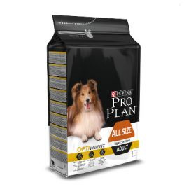 Purina Pro Plan Adult All Size Light Sterilised Optiweight da 3 kg.