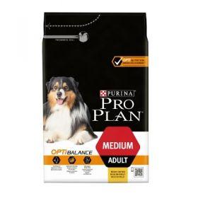Purina Pro Plan Adult Medium Optibalance 3 kg.