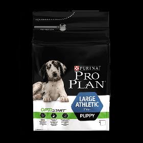 Purina Pro Plan Puppy Optistart Large Athletic da kg.3